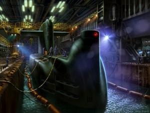 Submarine-Guilaume Laigle
